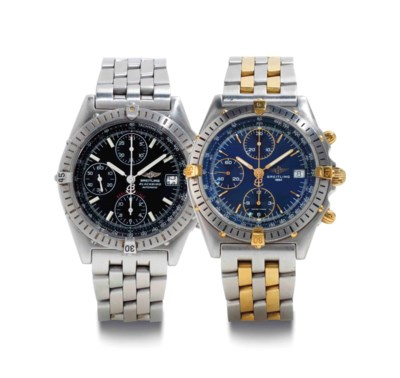 Breitling. A Lot Of Two Automa
