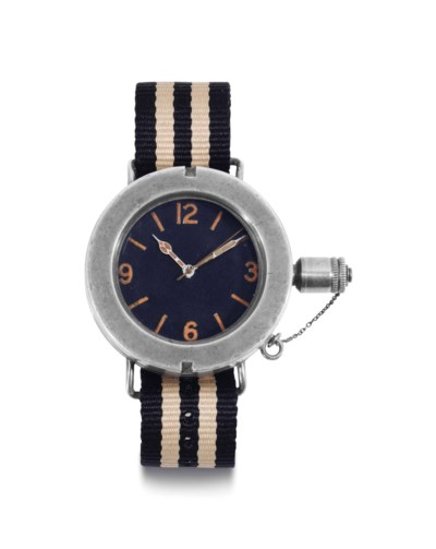 Longines. An Extremly Rare And