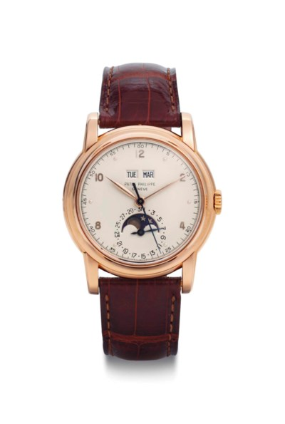 Patek Philippe.  A Fine And Ve