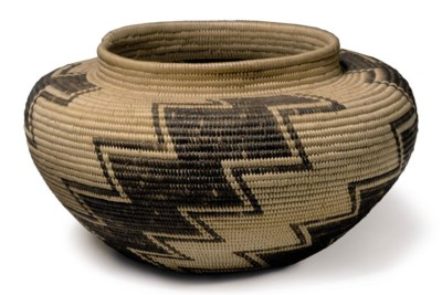 KAWAIISU OR PANAMINT BASKET