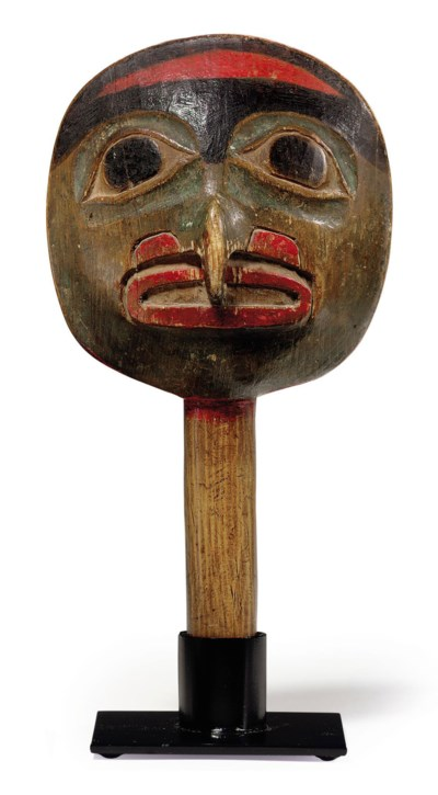 NORTHWEST COAST CEREMONIAL HAW