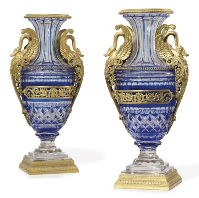 A PAIR OF CONTINENTAL ORMOLU-M