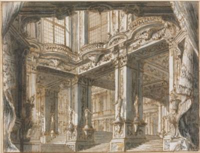 Giuseppe Galli Bibiena (1696-1