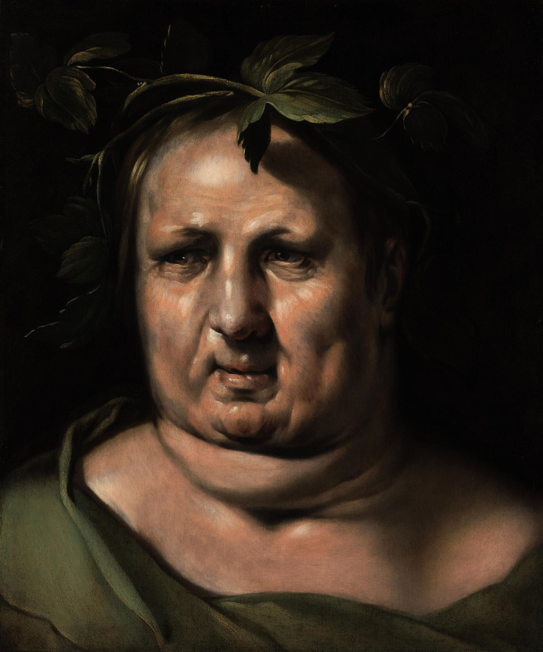 Head of Bacchus