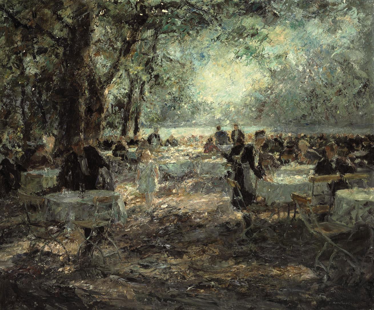 Im Englischen Garten, München
