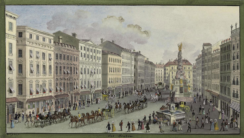 Graben Street, Vienna