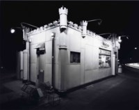 White Castle, Route #1, Rahway, New Jersey, 1973