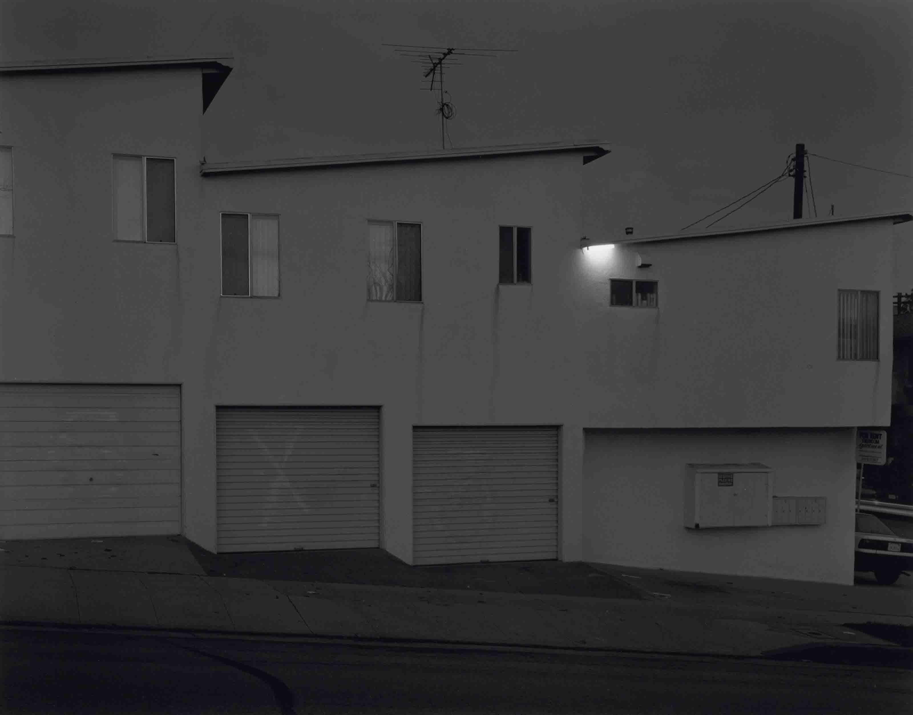 Apartments, West Los Angeles, 2003