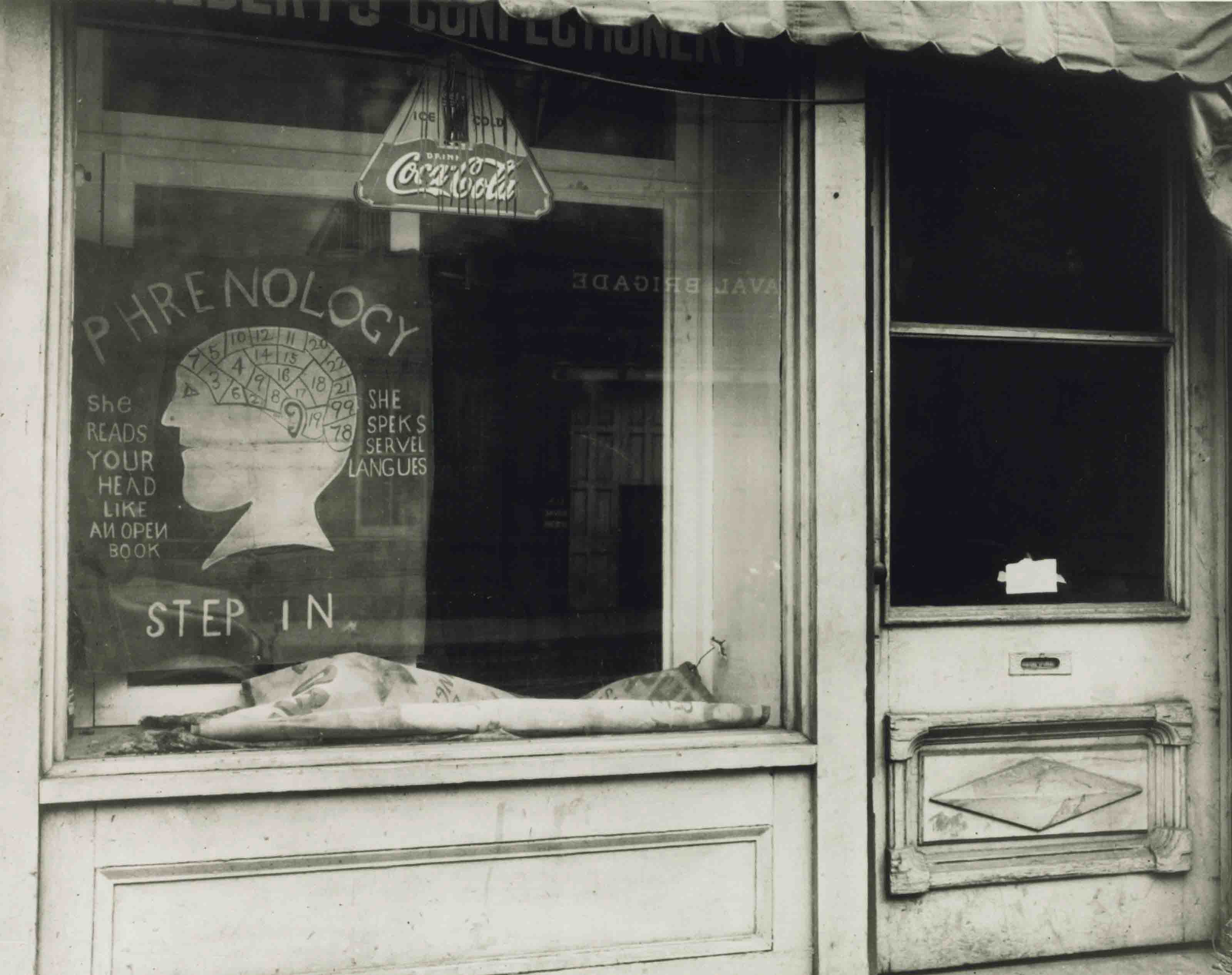 Phrenologist's Office, 1936