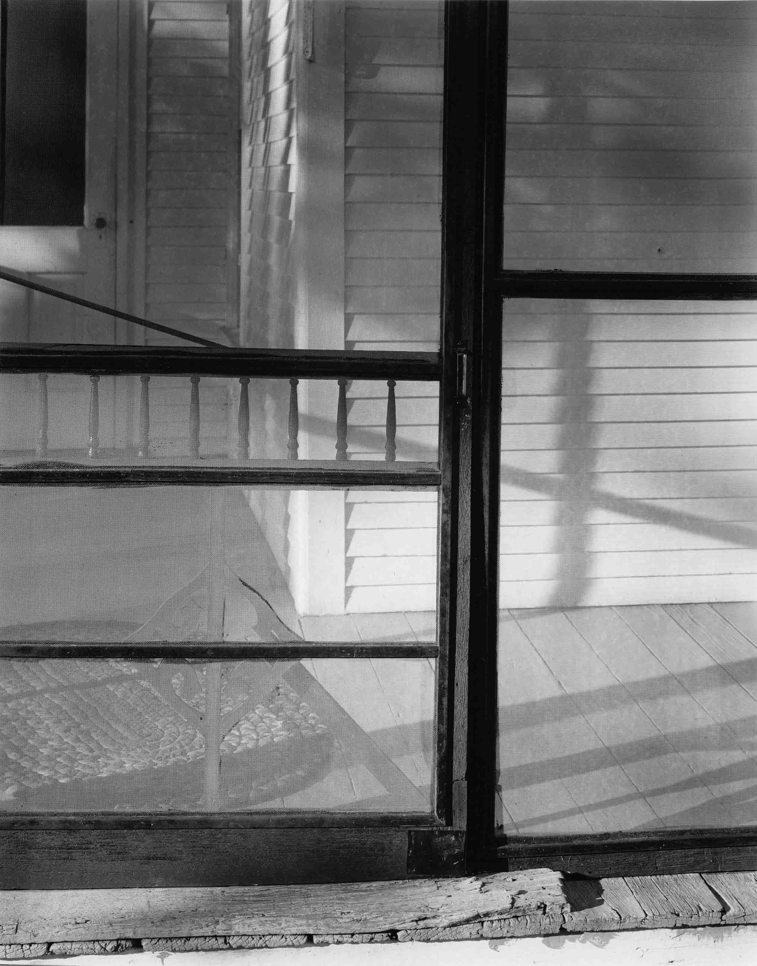 Screen Door, Hudson, Wisconsin, 1950