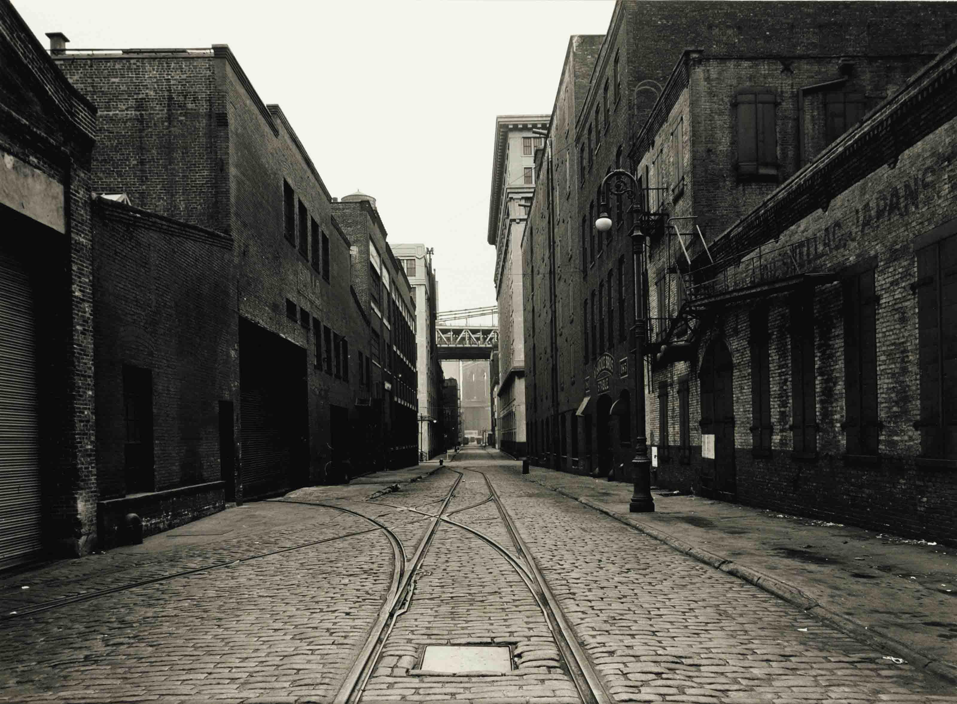 Sunday, Downtown Brooklyn, N.Y., c. 1941