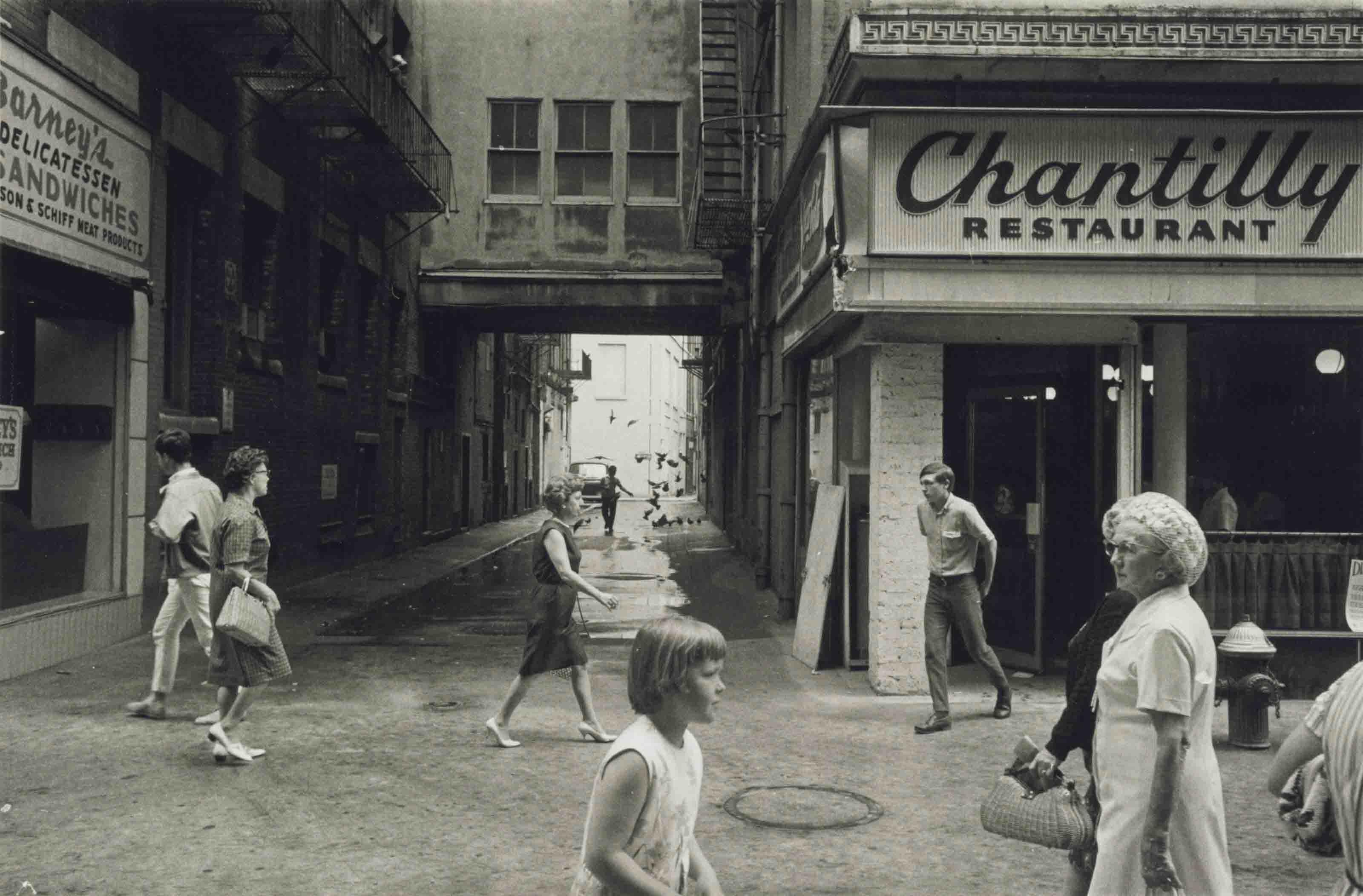 Providence, 1968