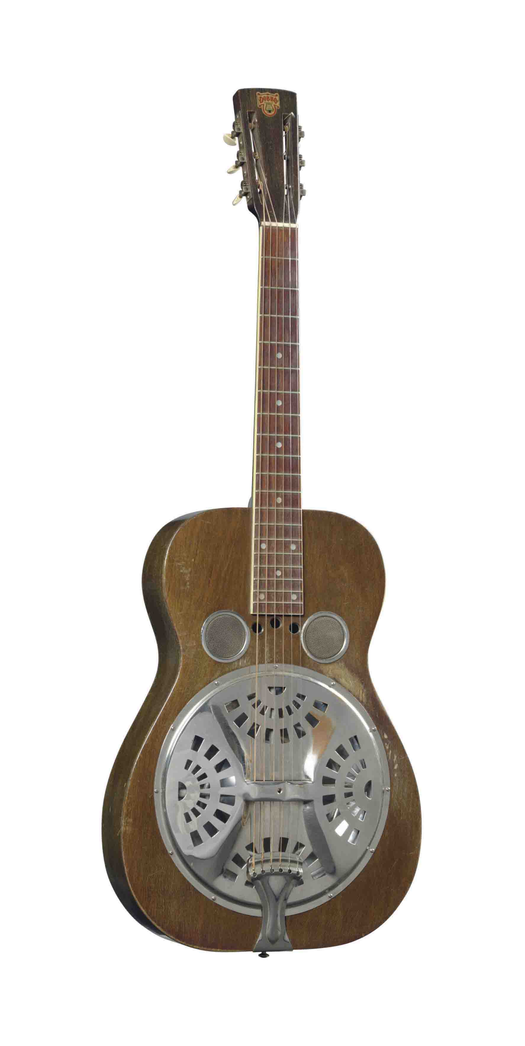 national dobro company a resonator guitar style 56 los angeles ca 1932 christie 39 s. Black Bedroom Furniture Sets. Home Design Ideas