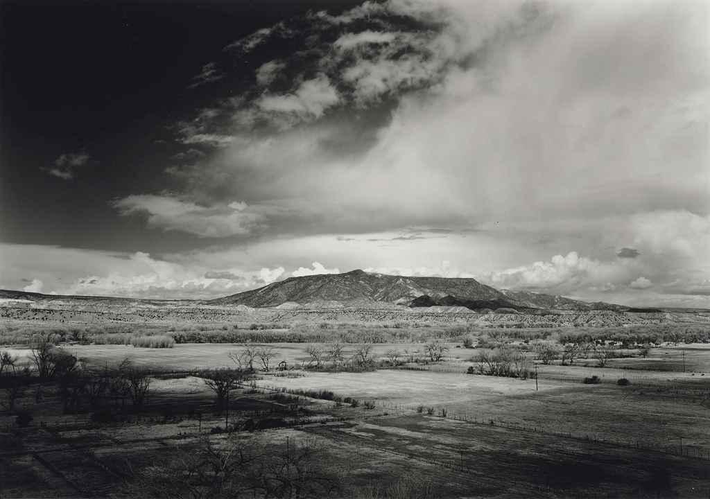 Landscape #3, New Mexico, 1980