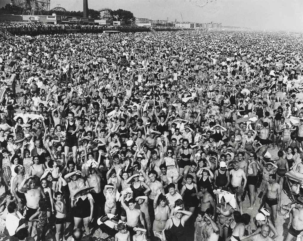 Coney Island, 1940