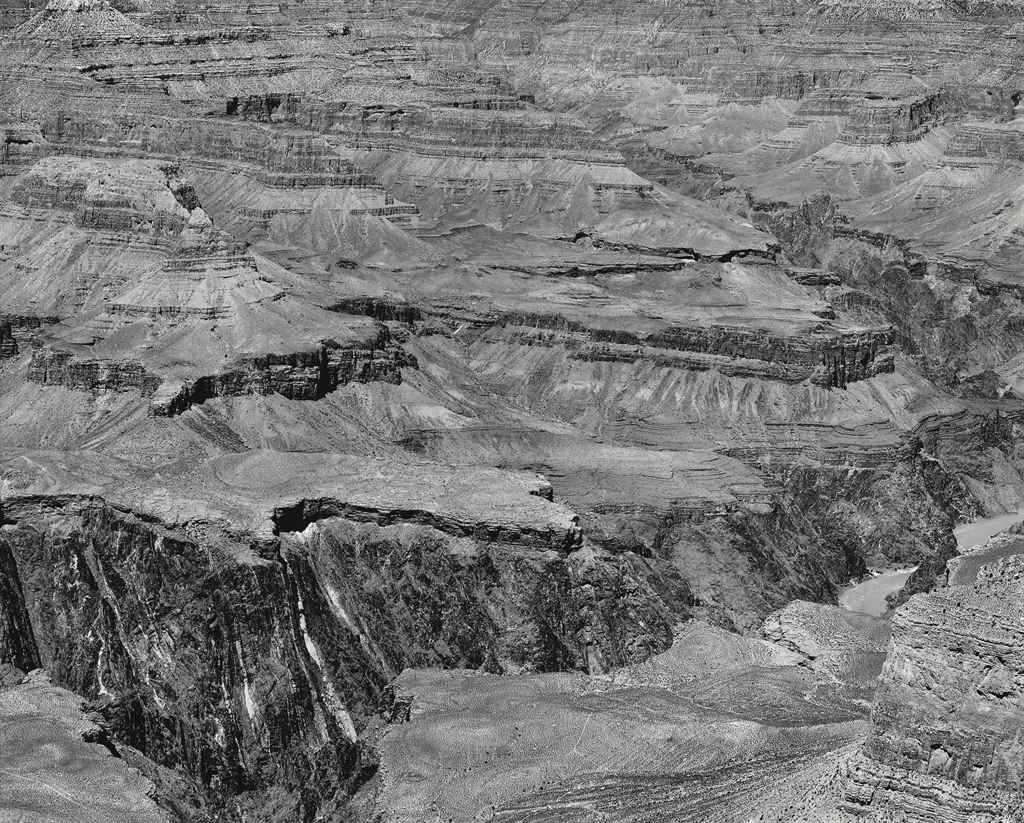 Colorado River Landscape, 1942