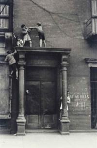 N.Y.C., c. 1942