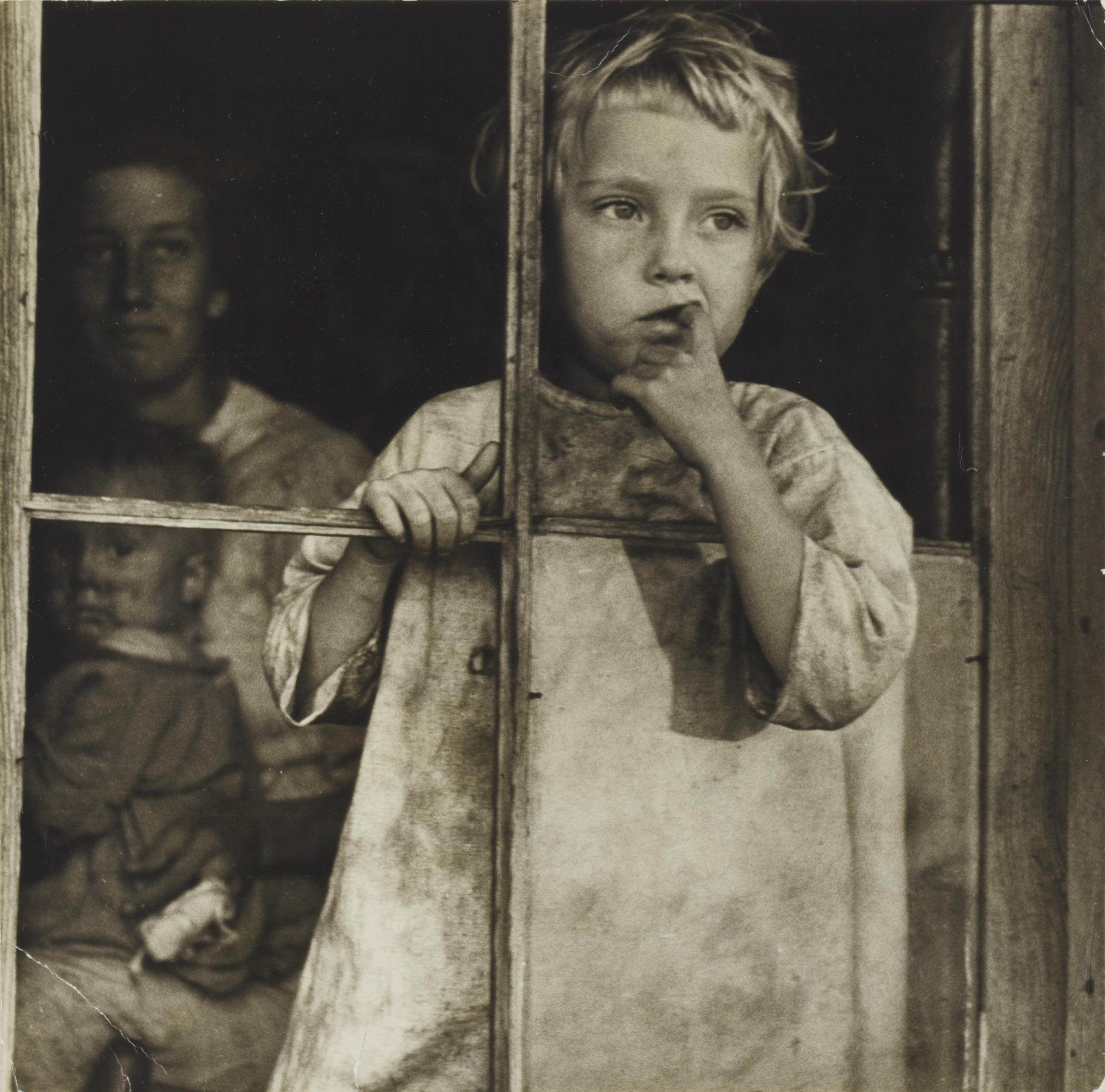 Sharecropper's Daughter, Arkansas, 1935