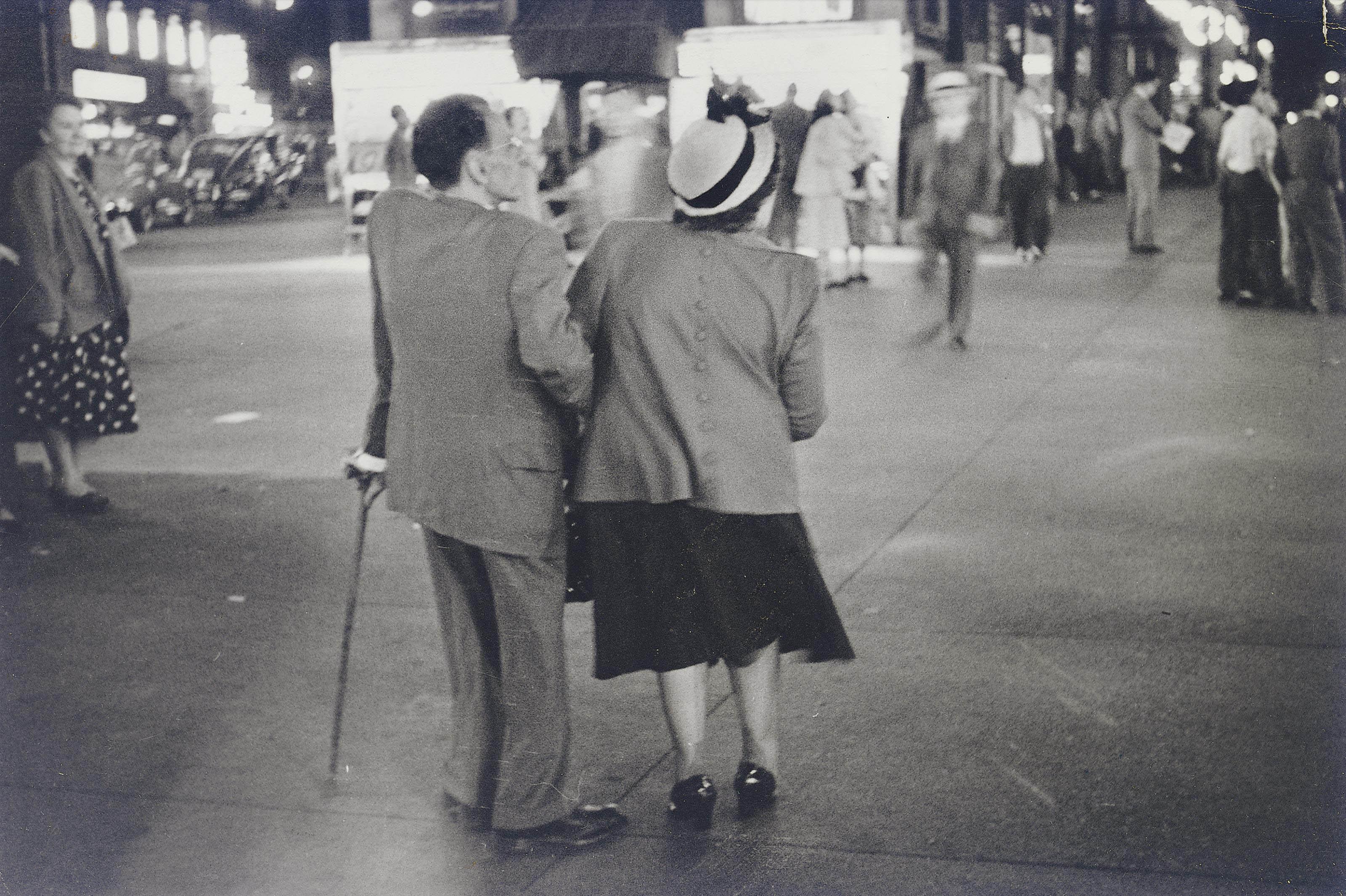 New York, c. 1947