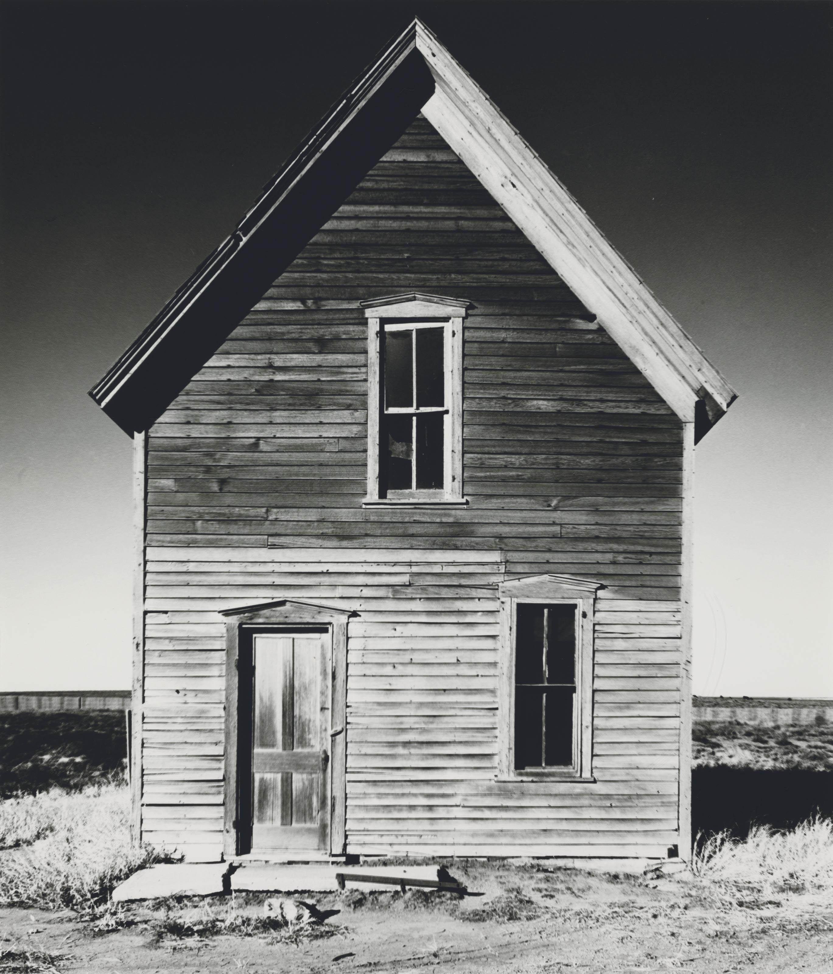 Farmhouse, near McCook, Nebraska, 1940
