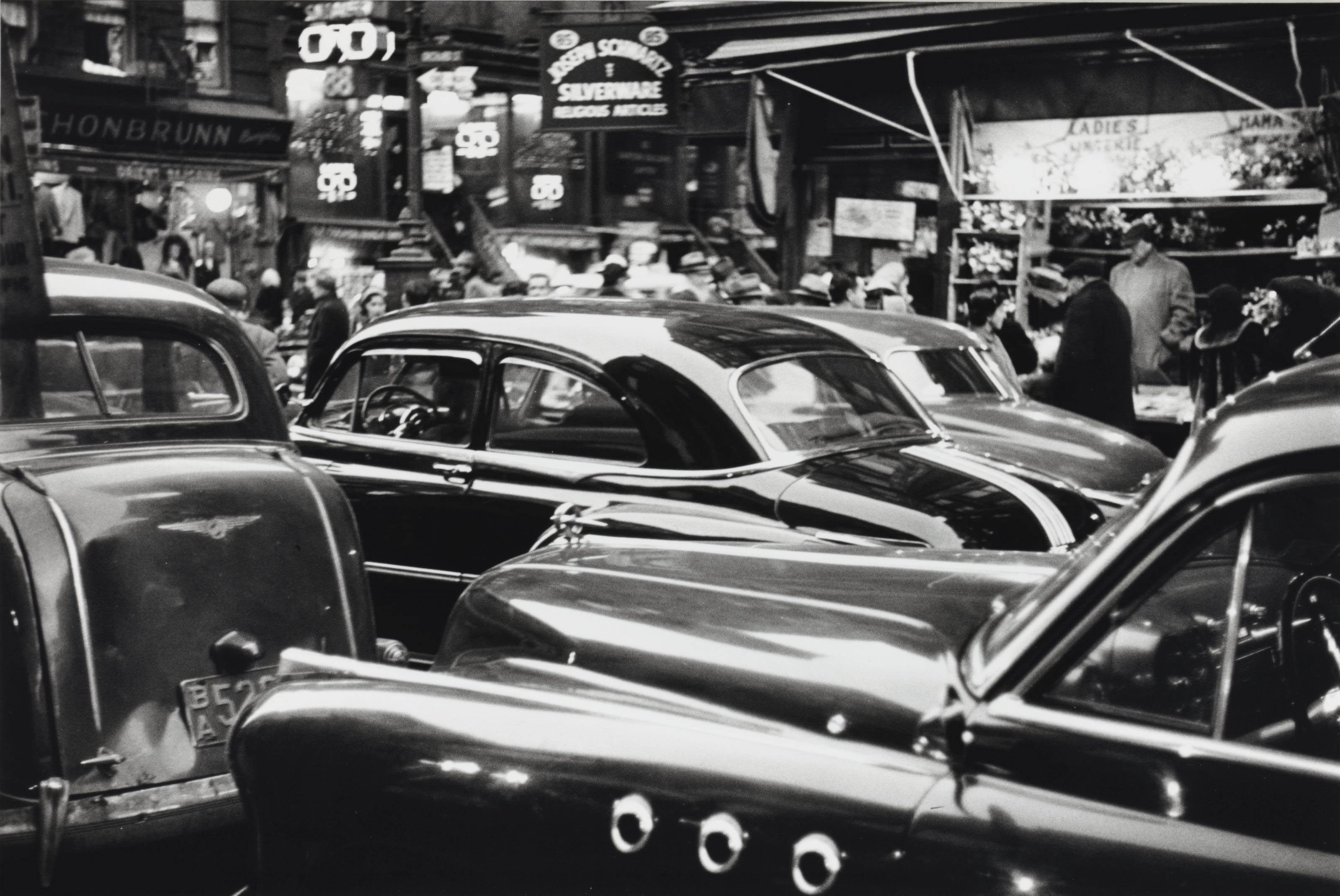 Orchard Street, N.Y.C., c. 1948