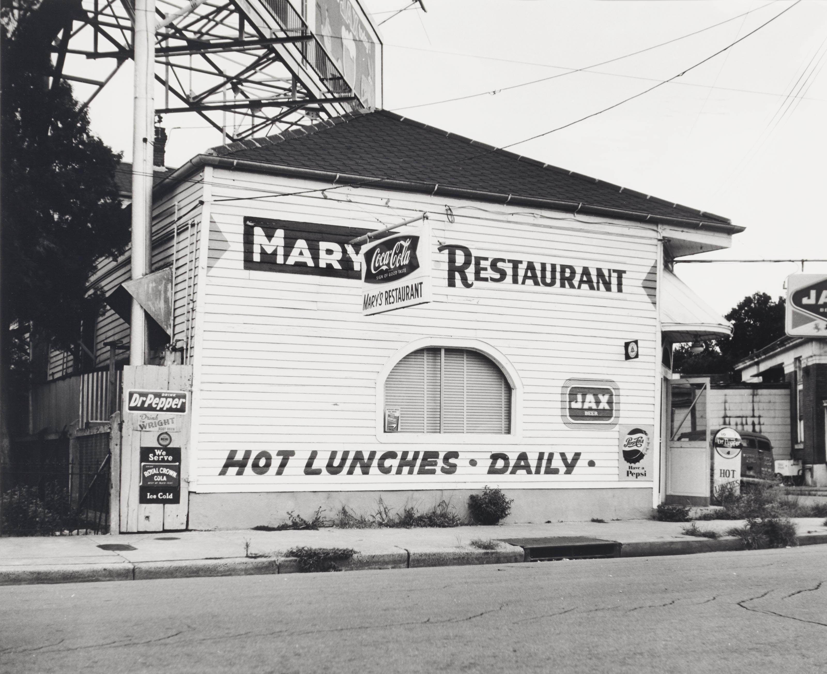 Mary's Restaurant, New Orleans, c. 1953