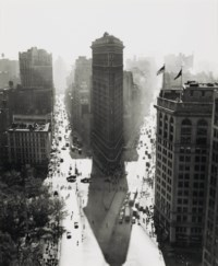 Flatiron Building in Summer, c. 1947