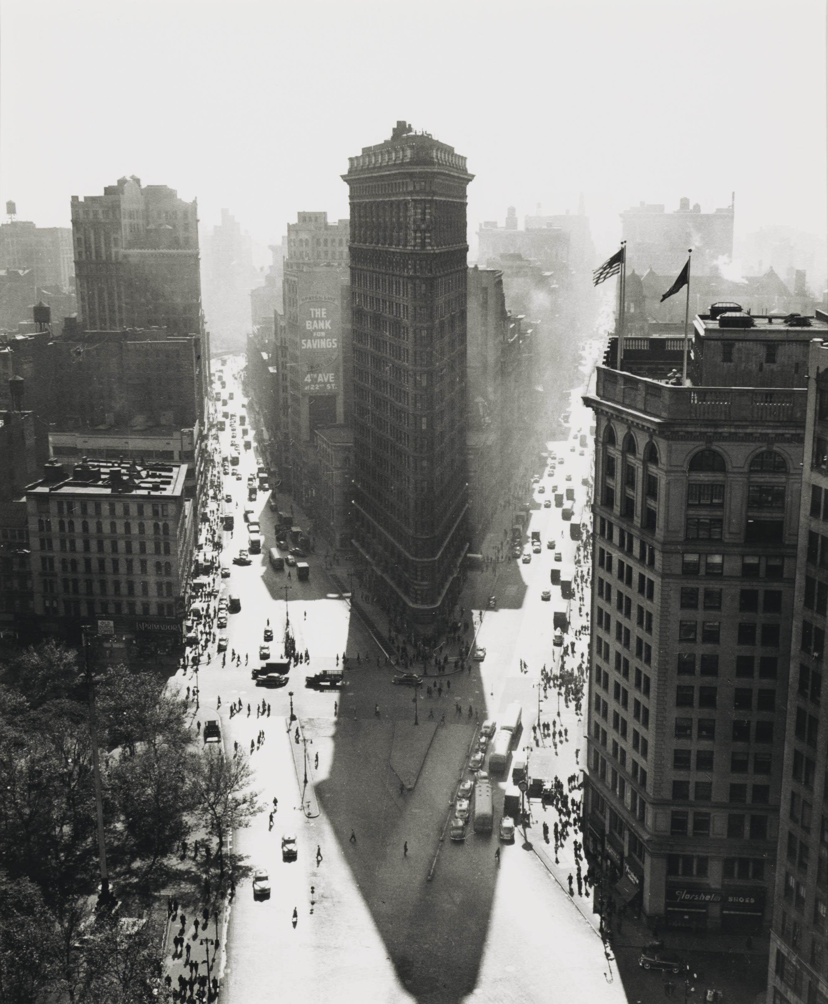 Flatiron Building in Summer, c. 1947