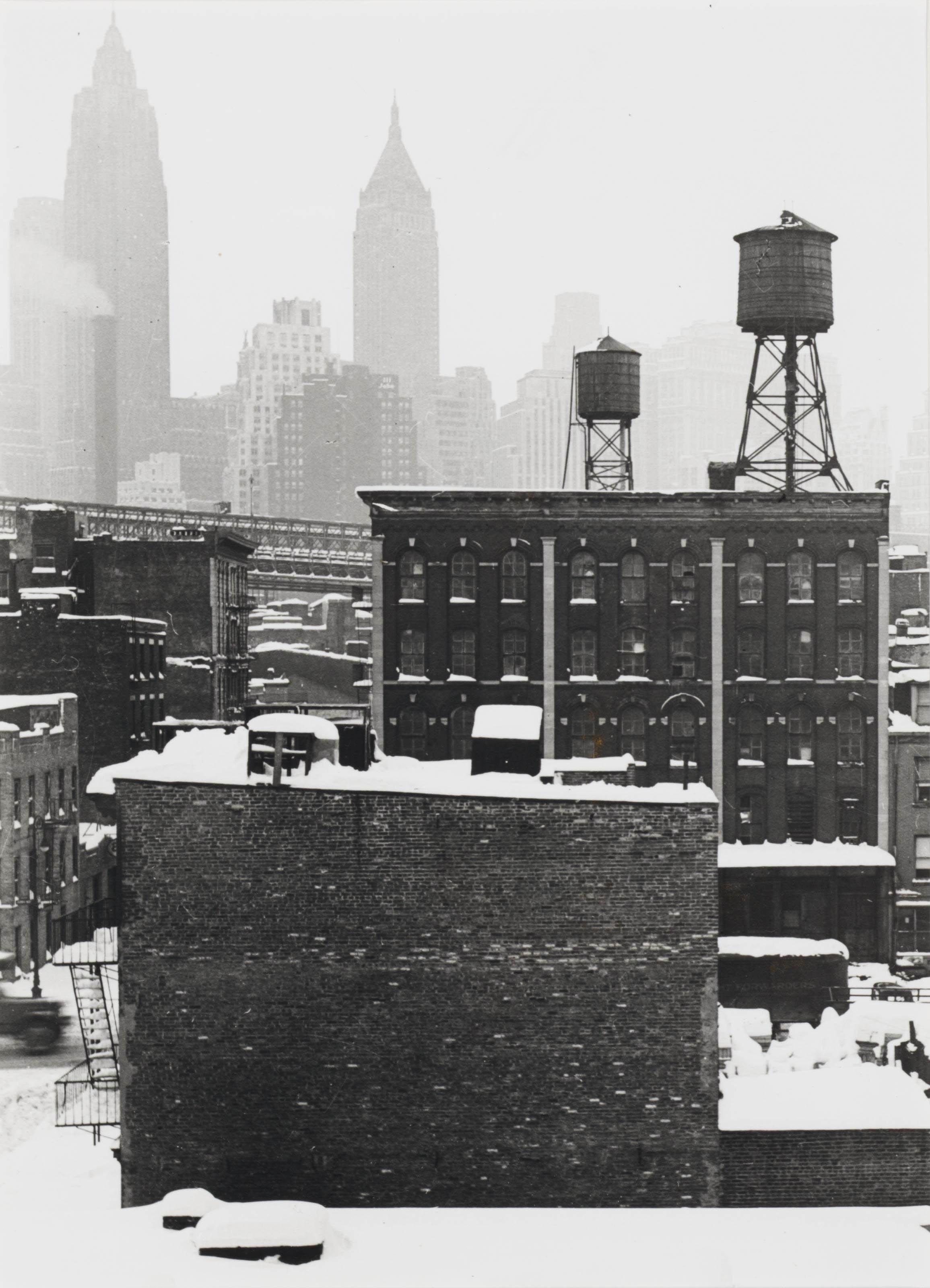 New York, c. 1948