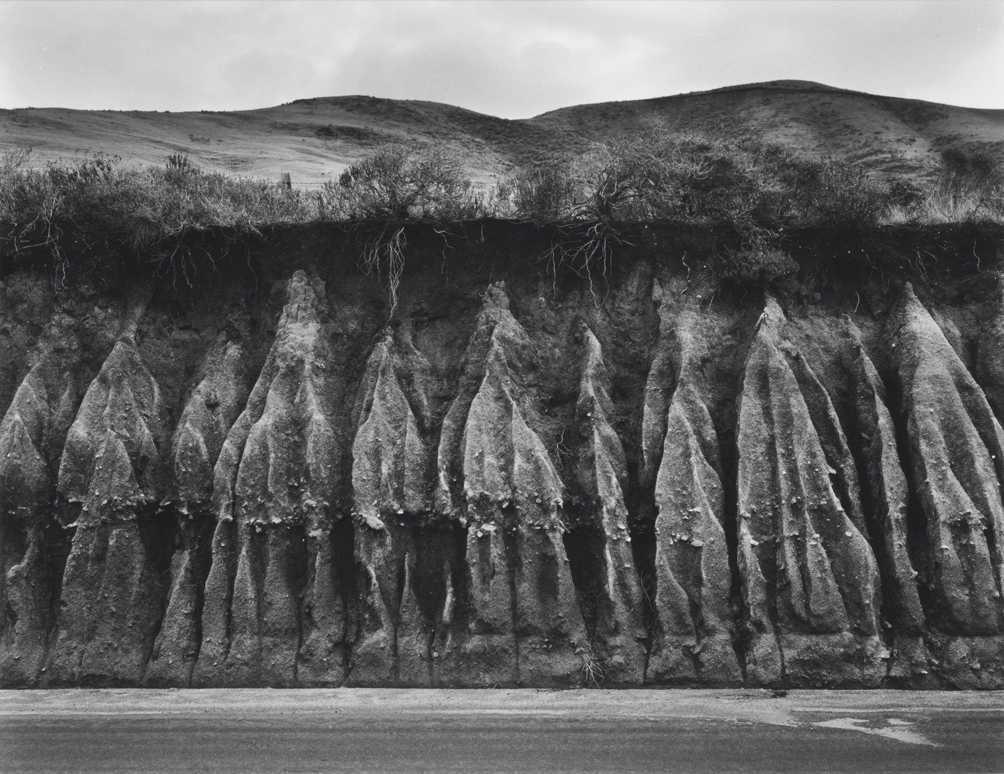Erosion, 1956