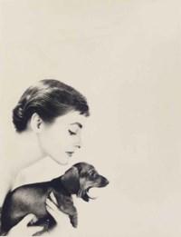 Coiffure, for Harper's Bazaar, c. 1954