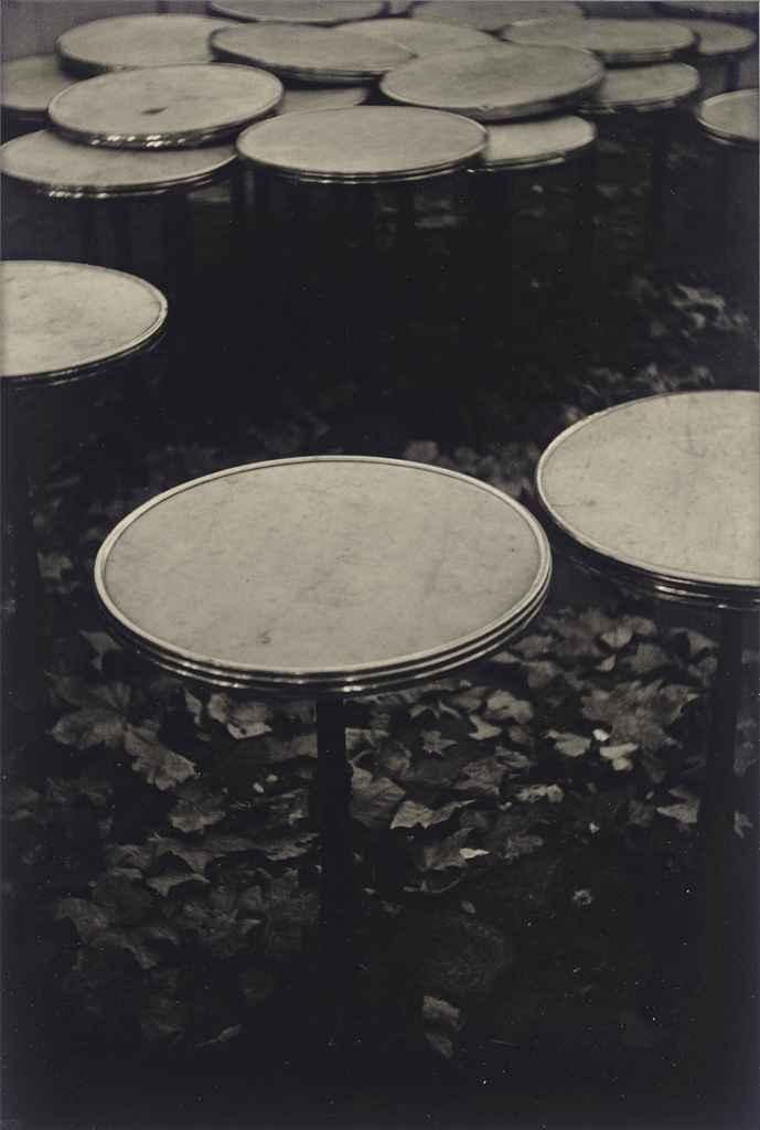 Cafe Les Deux Magots, 1993