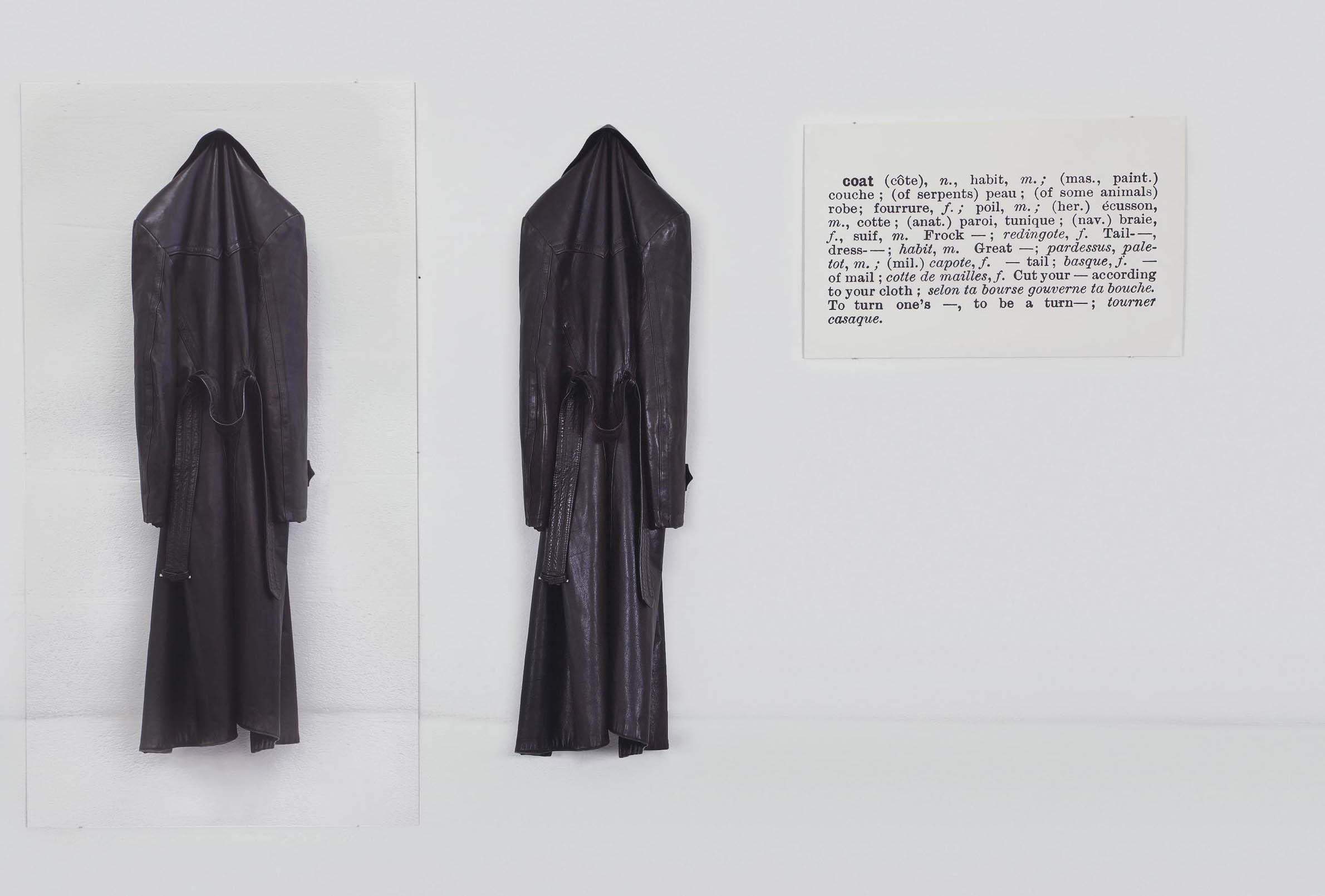 One and Three Coats