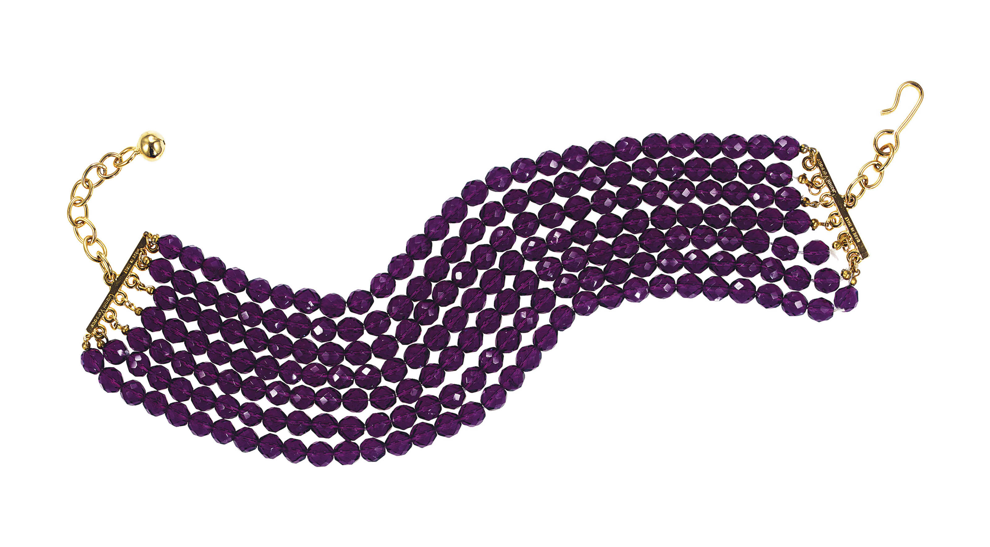 A MULTI-STRAND NECKLACE, BY GIANNI VERSACE