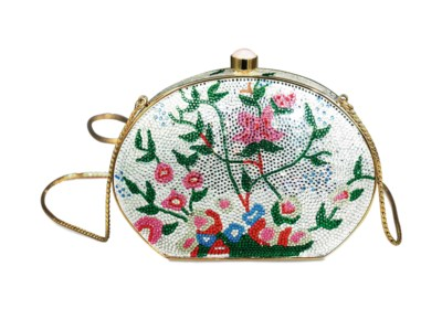 A FLORAL MINAUDIÈRE, BY JUDITH