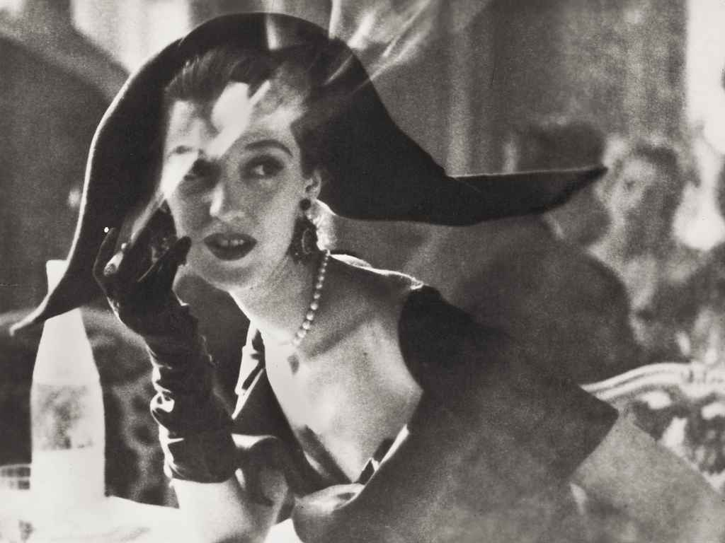 The Day-Length Dinner dress Le Ritz, 1949
