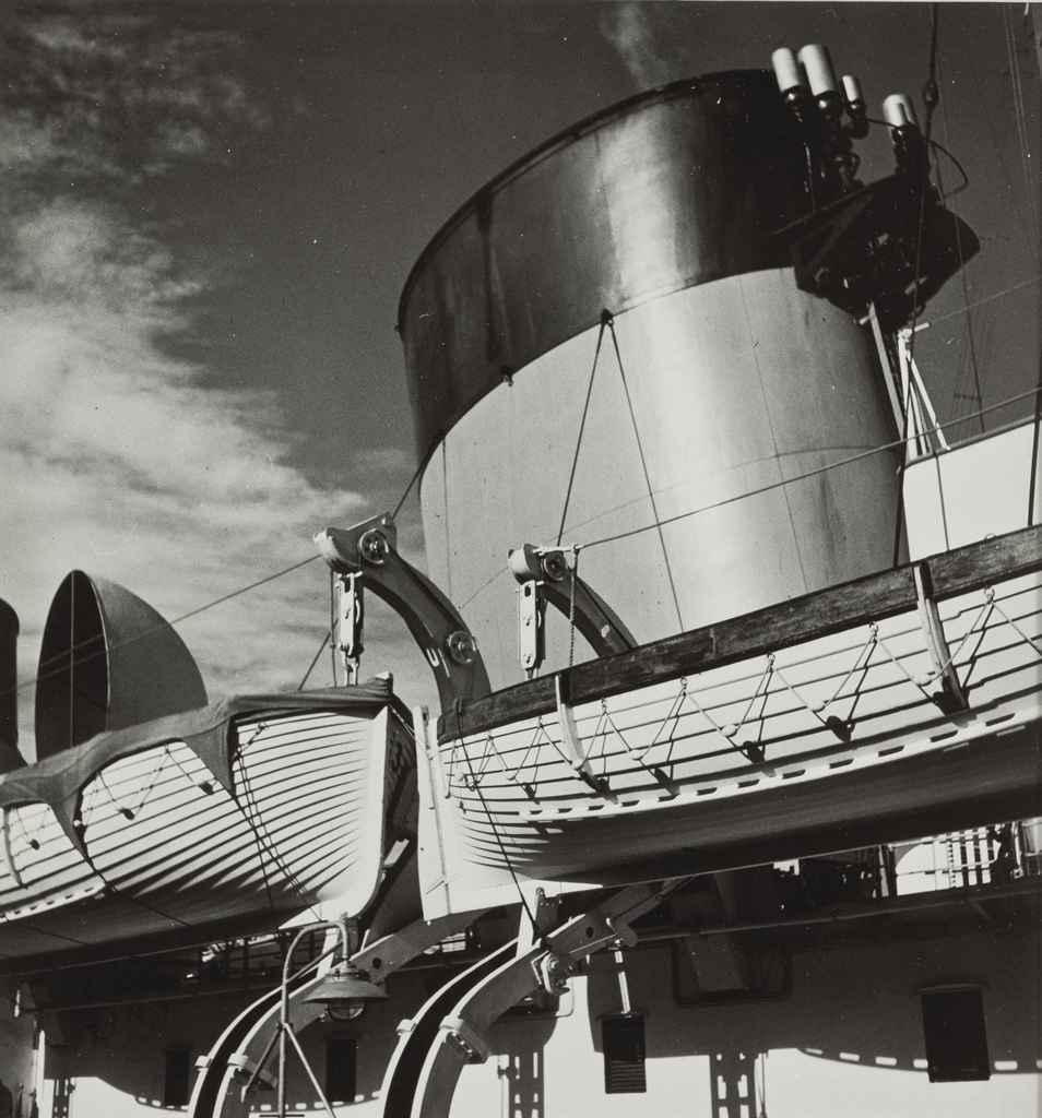 Le Paquebot Atlantique, 1935