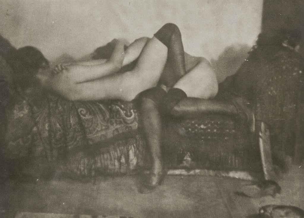 Les Amies, vers 1924