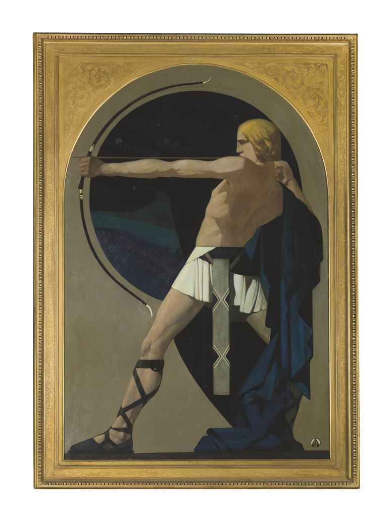 L'Archer, vers 1928