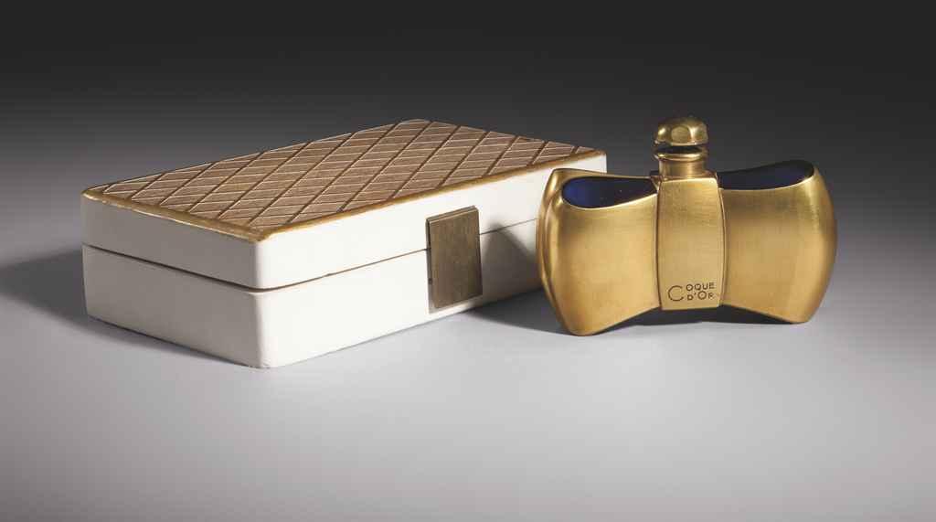 la qualité d'abord large sélection haut fonctionnaire Jean-Michel Frank (1895-1941) et Baccarat pour Guerlain ...