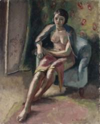 Jeune femme de Marseille