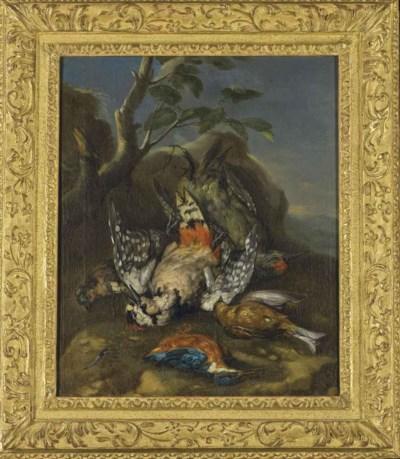 ENTOURAGE D'ADRIAN DE GRIEFF (