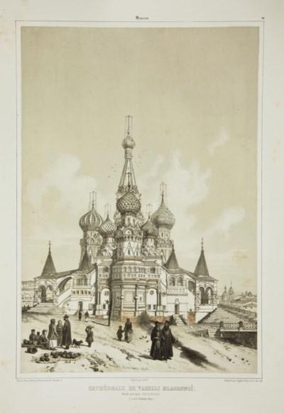 DEMIDOFF, Anatole (1813-1870).