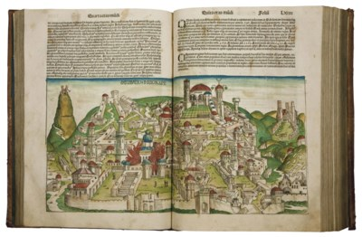 [INCUNABLE] -- SCHEDEL, Hartma