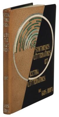 BOFA, Gus (1883-1968). Synthèses littéraires et extra littéraires présentées par Roland Dorgelès. Paris: Éditions Mornay, 1923.