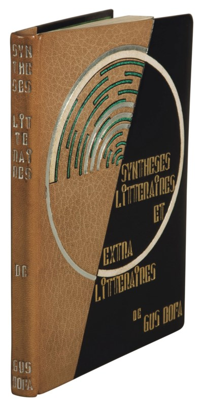 BOFA, Gus (1883-1968). Synthès