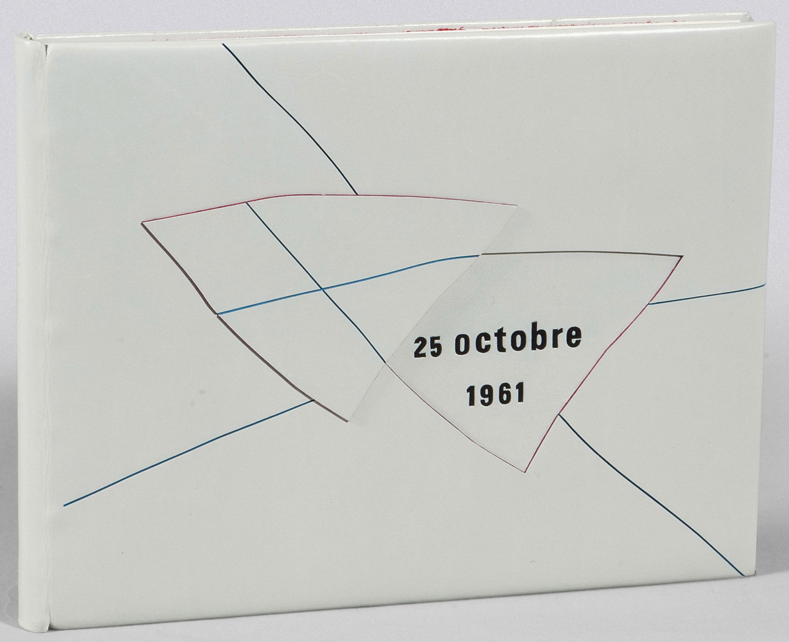 [PICASSO] -- CHAR, René (1907-1988). 25 octobre 1961. Alès: PAB, 1961.