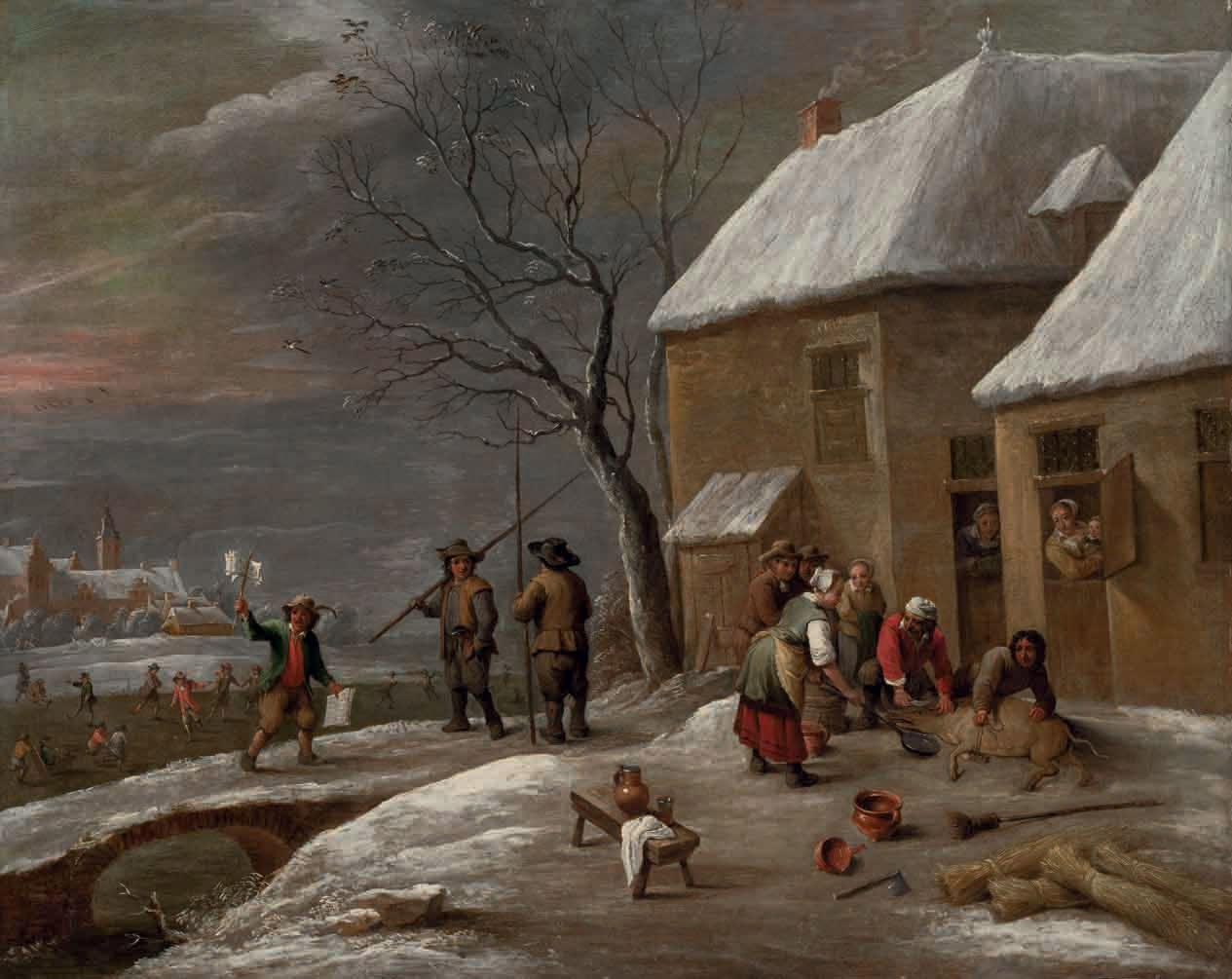 ATELIER DE DAVID TENIERS LE JEUNE (ANVERS 1610-1690 BRUXELLES)