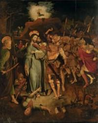 L'Arrestation du Christ