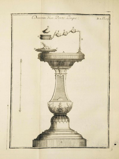 JOBLOT, Louis (1645-1723). Obs